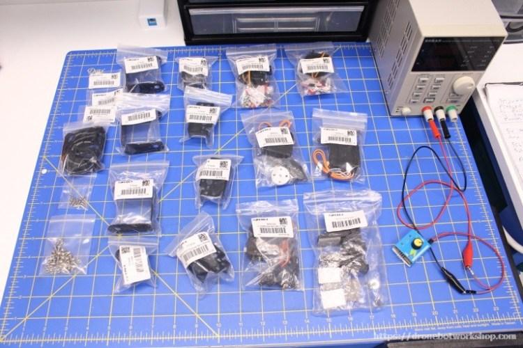 Robot arm parts