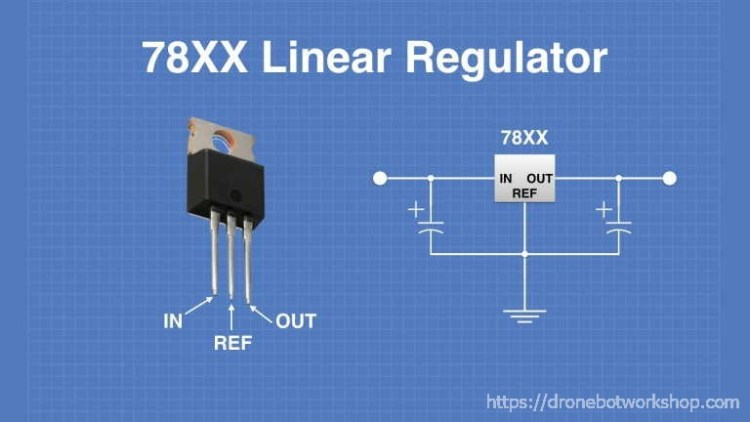 78XX Voltage Regulators