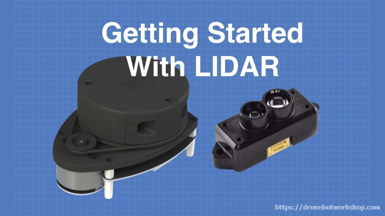 DF Robot LIDAR Sensors – Getting Started with LIDAR