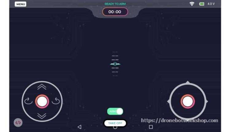 PlutoX App Armed
