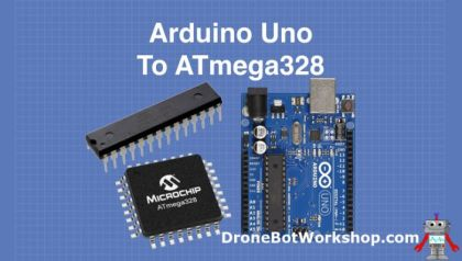 Using 433MHz RF Modules with Arduino | DroneBot Workshop