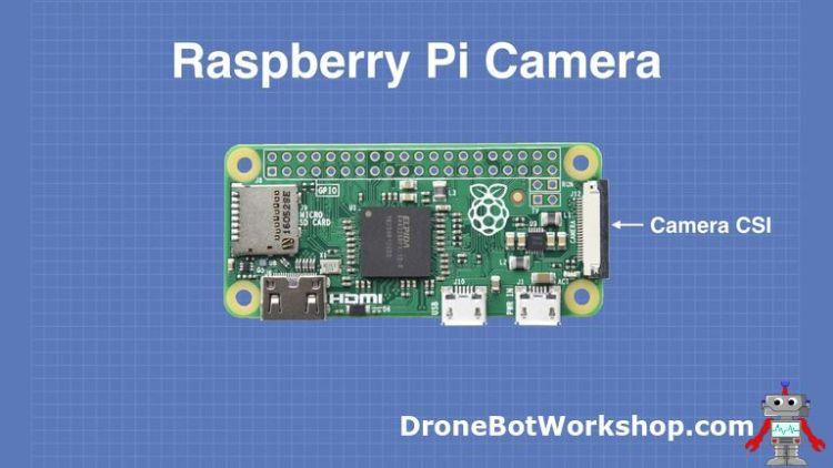 Raspberry Pi Zero CSI