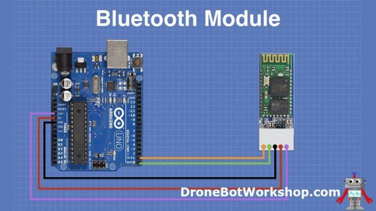 Bluetooth Arduino Hookup