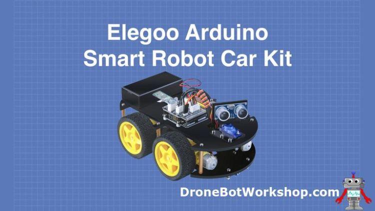 Elegoo Smart Robot Car