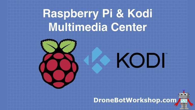 Multimedia with Kodi on Raspberry Pi
