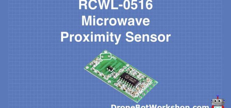 RCWL-0516 Microwave Proximity Sensor