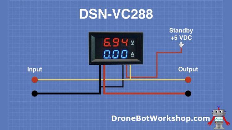 DSN-VC288 Hookup