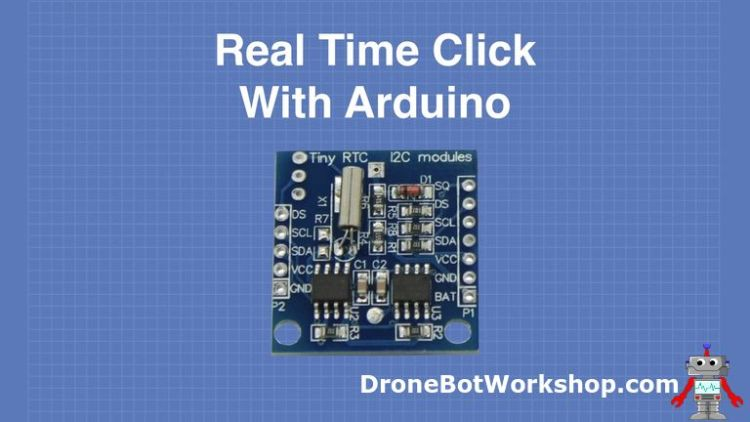 Real Time Clock with Arduino