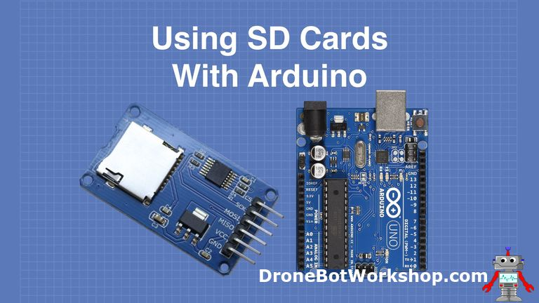 SD Card Experiments with Arduino
