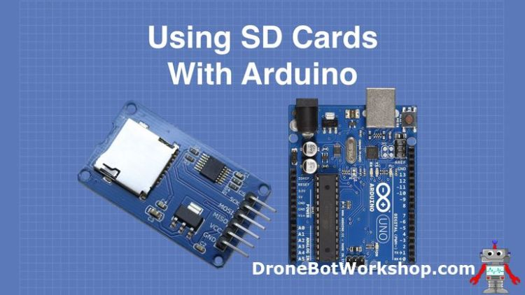 SD Cards with Arduino