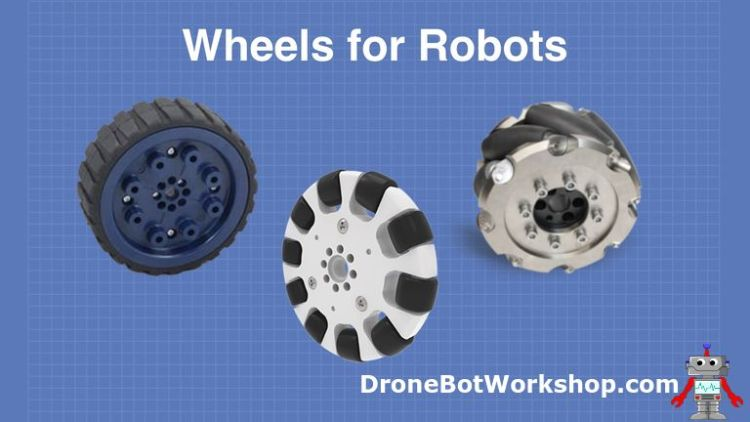 Wheels For Robots