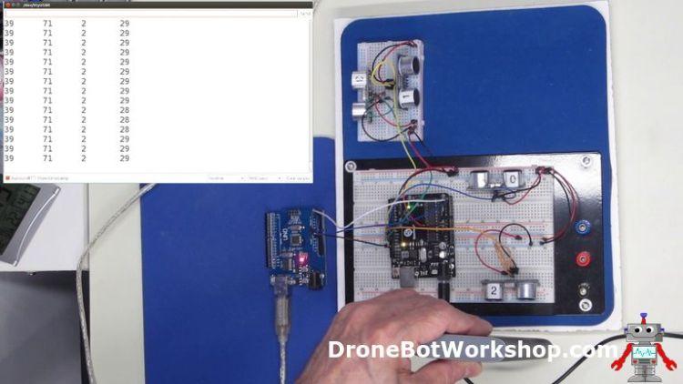 I2C Sensor Demo