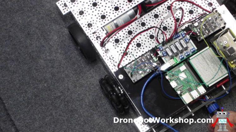 Arduino temporary hookup