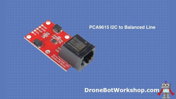 PCA9615 I2C Balanced Drivers