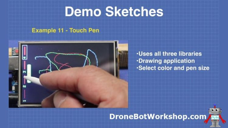 Demo 11-touch-pen