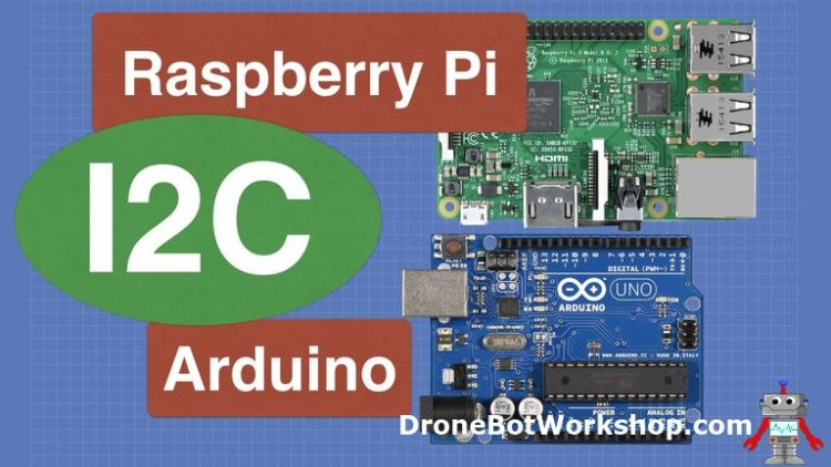 I2C between Raspberry Pi and Arduino