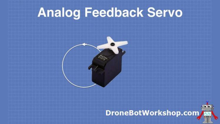 Analog Feedback Servo Motor