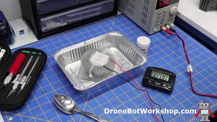 Peltier Module Heatsink Experiment