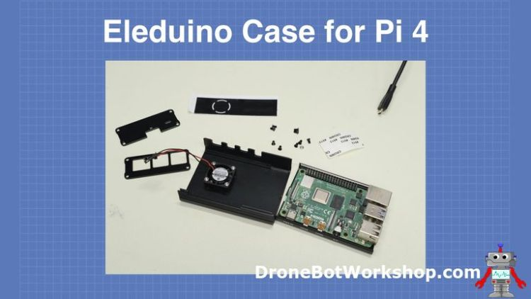 Eleduino Case for Raspberry Pi