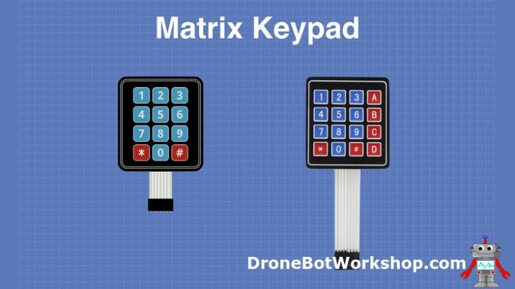 Matrix Keypads