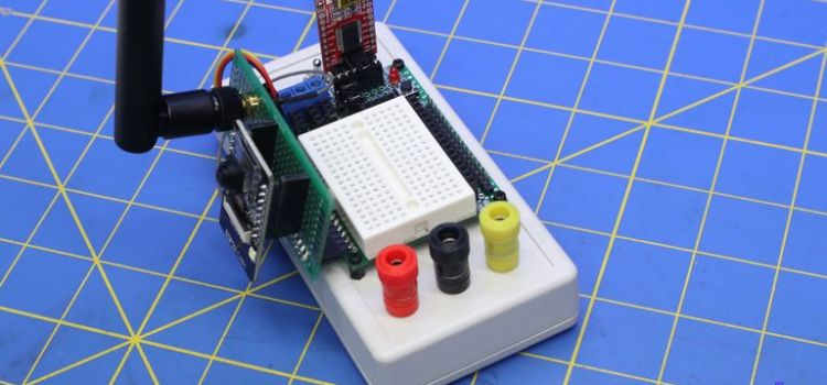 ESP32-CAM Developers Module Project