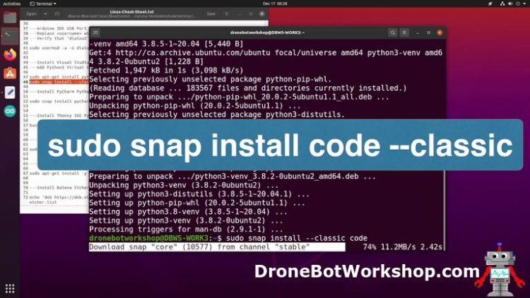 Visual Studio Code Install
