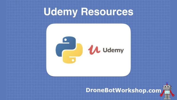 Udemy Python Resources