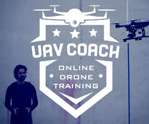 Ad image for UAV Coach