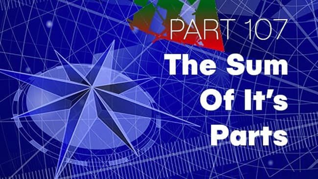 Part 107 The Sum Of Its Parts graphic