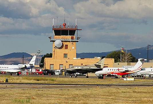 photo of SAF - Santa Fe Municipal Airport
