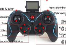 Controller for a $60 drone