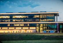 GE opens drone research center