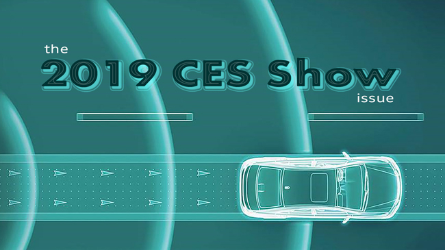 The '2019 CES Show' issue of Dronin' On 01.12.19