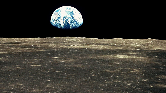 Earthrise, Apollo 11