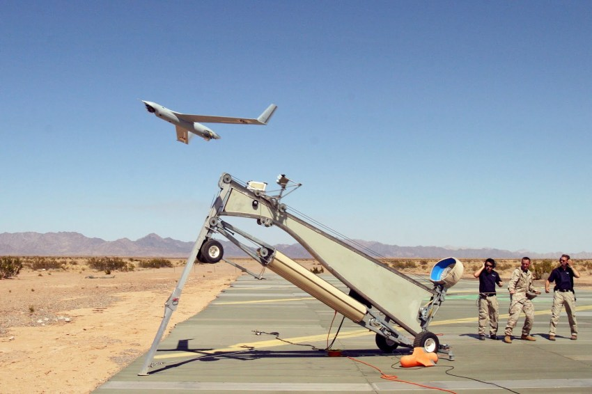 ScanEagle: A Small Drone Making a Big Impact