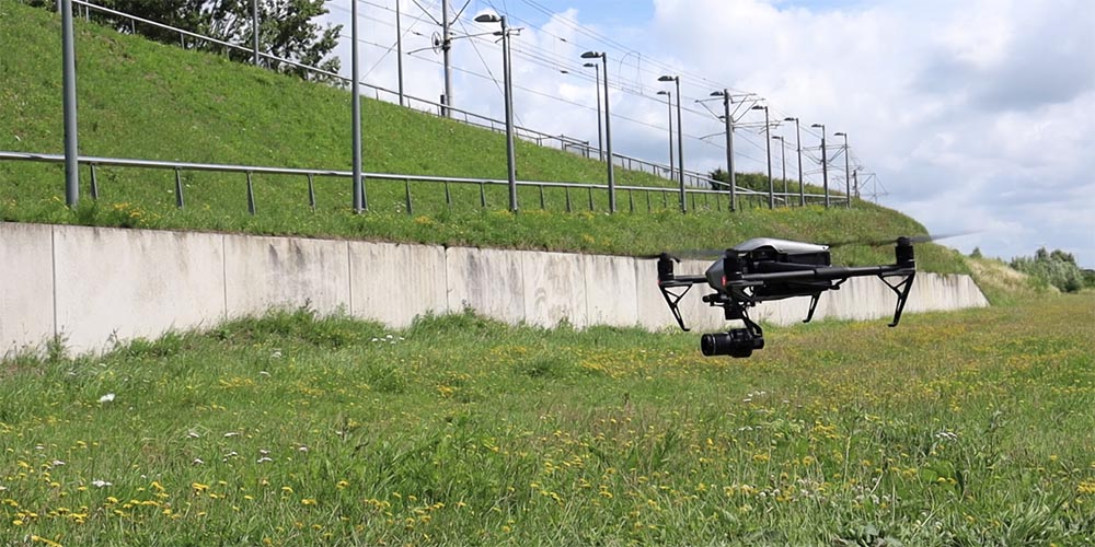 Dronevliegen in de Specific categorie