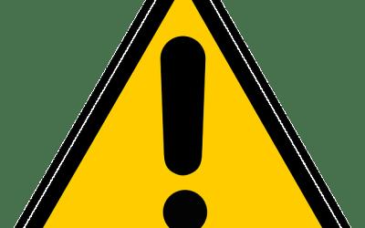 Risicoanalyse (SORA) voor een PDRA en/of STS