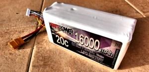 bateria brutepower 6S 16000 mah dronecoria