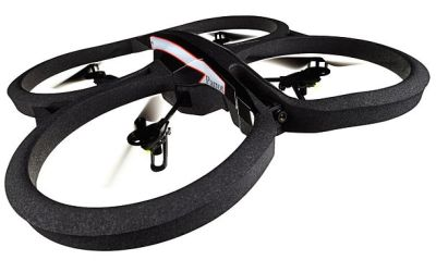 Parrot AR Drone 2.0 Elite Edition Quadcopter Drone Review