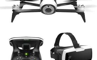 Parrot Bebop 2 Review with FPV and Sky Controller 2