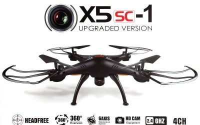 SYMA X5SC-2 Drone Review