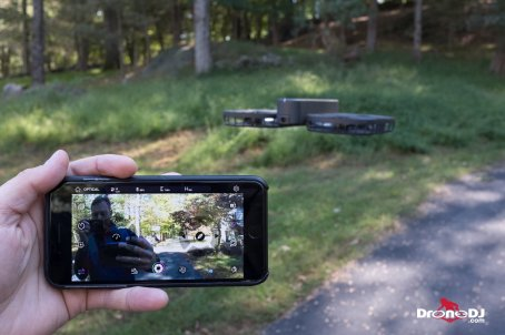 DroneDJ Moment Drone Foldable 4K Aerial Camera Drone-4