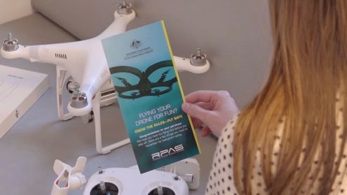 Australian CASA launches new drone safety website15