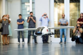 Caltech's big idea - a 150 mph drone ambulance