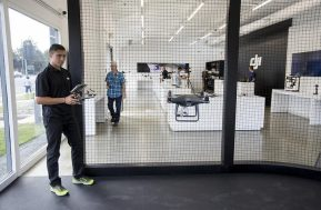 New DJI drone store opening today in Costa Mesa, Orange County 1