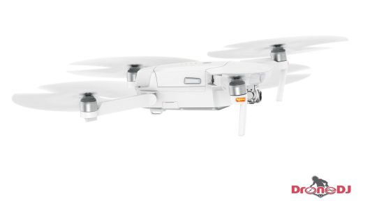 DJI offers Alpine White Mavic Pro drone for holiday season - limited edition