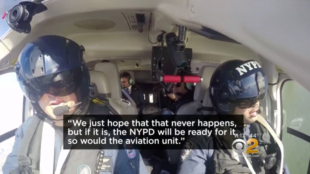NYPD is hunting rogue drones in New York City 0000