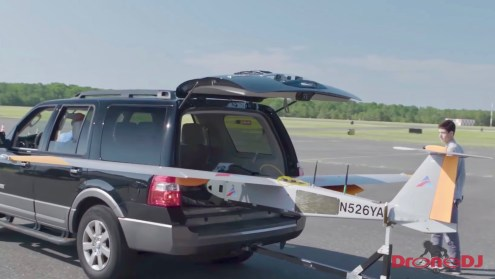 What if cell service from a drone could save lives? Earlier this summer Verizon tested to see if they could provide cell phone coverage from an airborne drone to first responders in case of an emergency, i.e. right after an earthquake or hurricane. The tests were being conducted inBelleplain State Forest under the auspices of the Federal Aviation Administration, which had granted special permission to Cape May to conduct the exercise. The FAA did require a special chase plane to follow the drone. As part of thetest, Verizon, American Aerospace Inc. and the Cape May County Office of Emergency Management had simulated anEmergency Management Exercise with acontrolled coverage denied situation, i.e. no cell phone coverage. However, as soon as the drone with Verizon'sairborne cellular technology appeared the cellular connection was established. The test was performed withother participating agencies like the New Jersey State Police and the U.S. Coast Guard.