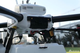 DJI MG-1P agricultural drone 2