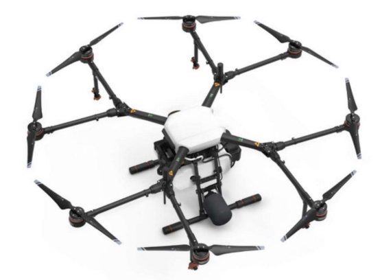 DJI MG-1S Advanced agricultural drone 4